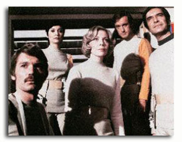 (SS347113) Cast   Space: 1999 Television Photo