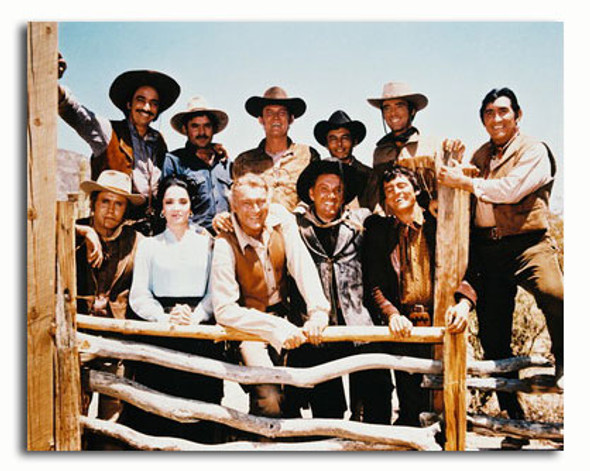 (SS350246) Cast   The High Chaparral Movie Photo