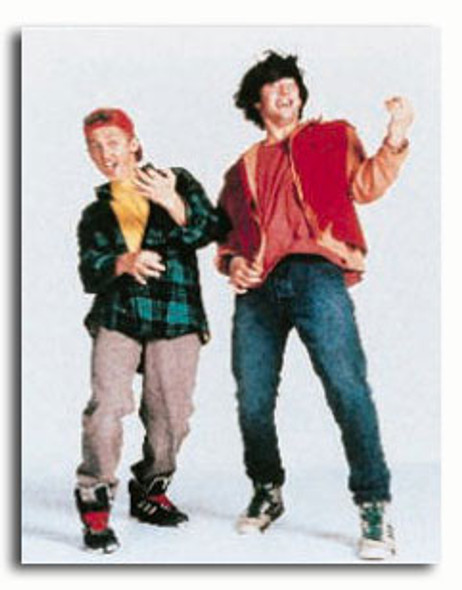 (SS355940) Cast   Bill & Ted's Bogus Journey Movie Photo