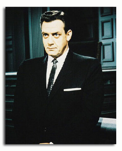 (SS355992) Raymond Burr  Perry Mason Movie Photo