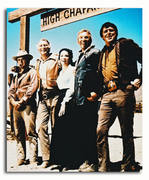 (SS356694) Cast   The High Chaparral Movie Photo