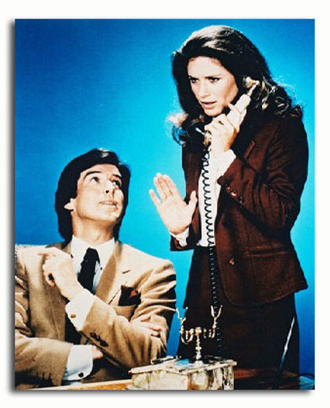 (SS368745) Cast   Remington Steele Television Photo