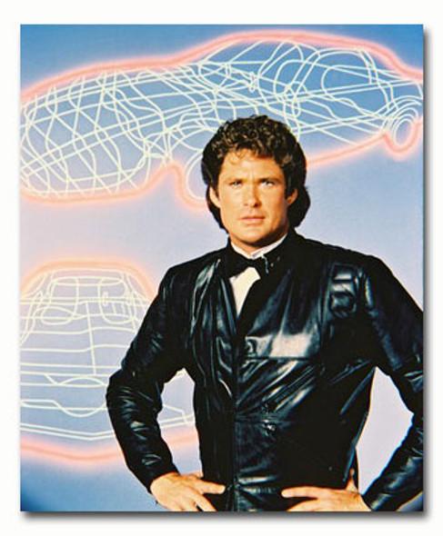(SS375102) David Hasselhoff  Knight Rider Movie Photo