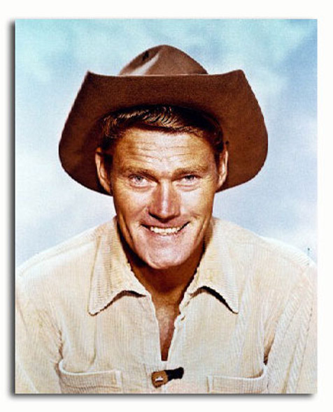 (SS385580) Chuck Connors  The Rifleman Movie Photo