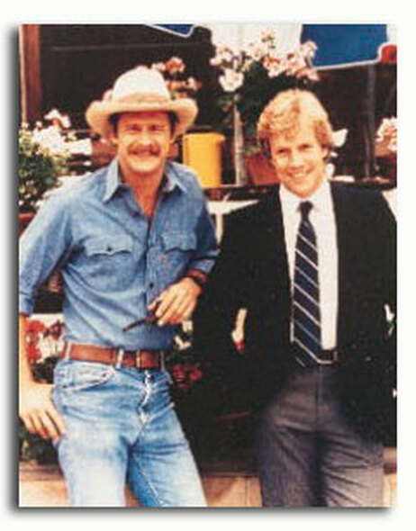 (SS386997) Cast   Simon & Simon Television Photo
