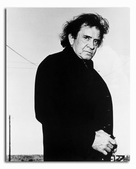 (SS2084680) Johnny Cash Music Photo