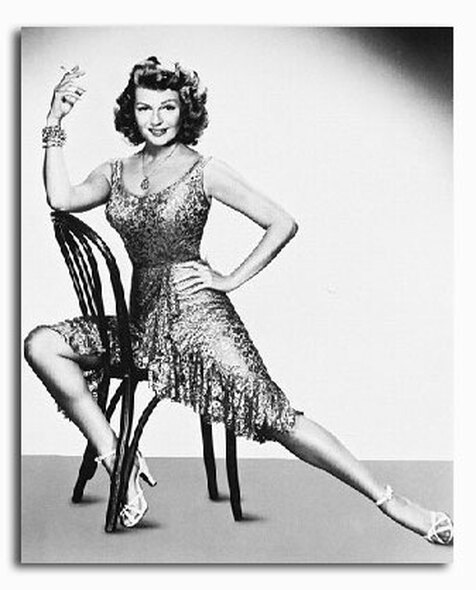 (SS2085343) Rita Hayworth Movie Photo