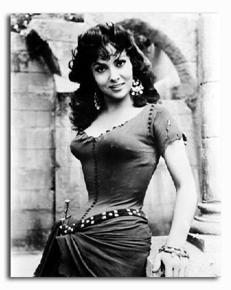(SS2089737) Gina Lollobrigida  Solomon and Sheba Movie Photo