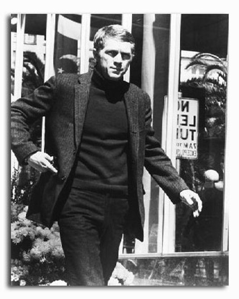 (SS2089828) Steve McQueen  Bullitt Movie Photo