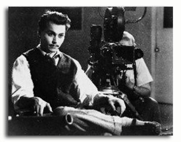 (SS2095483) Johnny Depp  Ed Wood Movie Photo