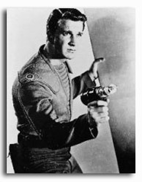 (SS2096445) Leslie Nielsen  Forbidden Planet Movie Photo