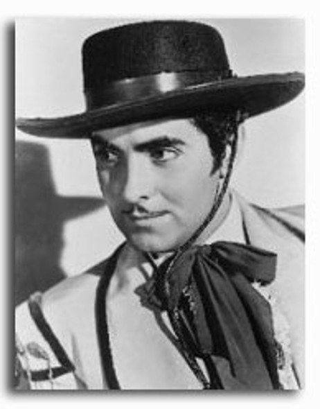 (SS2103036) Tyrone Power  The Mark of Zorro Movie Photo