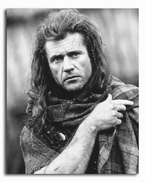 (SS2107183) Mel Gibson  Braveheart Movie Photo
