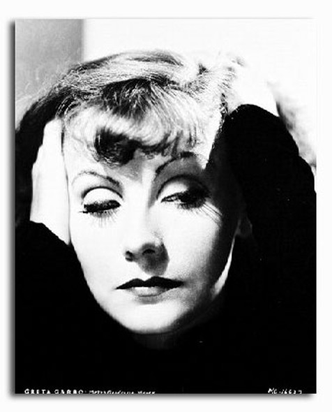 (SS2109133) Greta Garbo Movie Photo