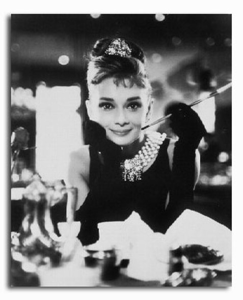 (SS2114034) Audrey Hepburn  Breakfast at Tiffany's Movie Photo