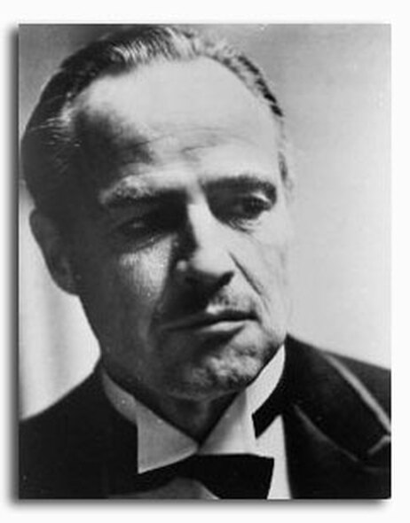 (SS2115906) Marlon Brando  The Godfather Movie Photo