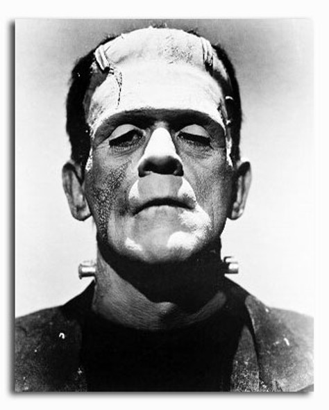 (SS2129972) Boris Karloff  Frankenstein Movie Photo