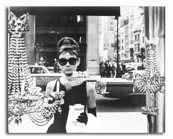 (SS2132013) Audrey Hepburn  Breakfast at Tiffany's Movie Photo