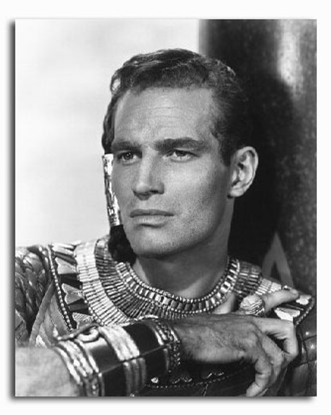 (SS2146365) Charlton Heston  The Ten Commandments Movie Photo