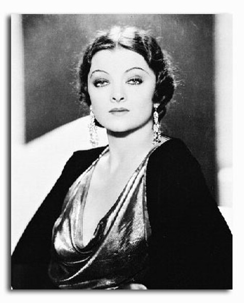 (SS2176395) Myrna Loy Movie Photo