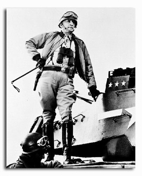 (SS2182960) George C. Scott  Patton Movie Photo
