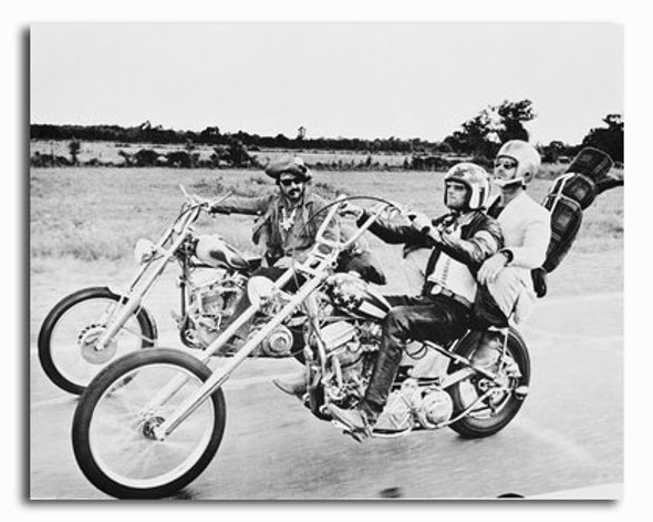(SS2183714) Cast   Easy Rider Movie Photo