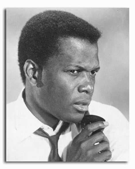 (SS2185352) Sidney Poitier  In the Heat of the Night Movie Photo