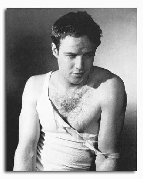 (SS2185833) Marlon Brando  A Streetcar Named Desire Movie Photo