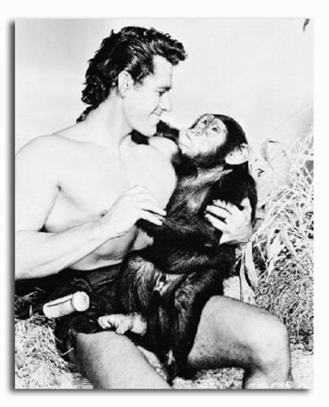 (SS2186938) Gordon Scott  Tarzan's Hidden Jungle Movie Photo