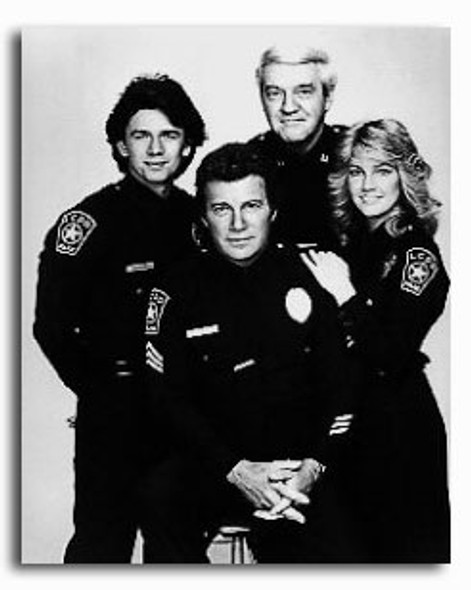 (SS2188875) Cast   T.J. Hooker Television Photo