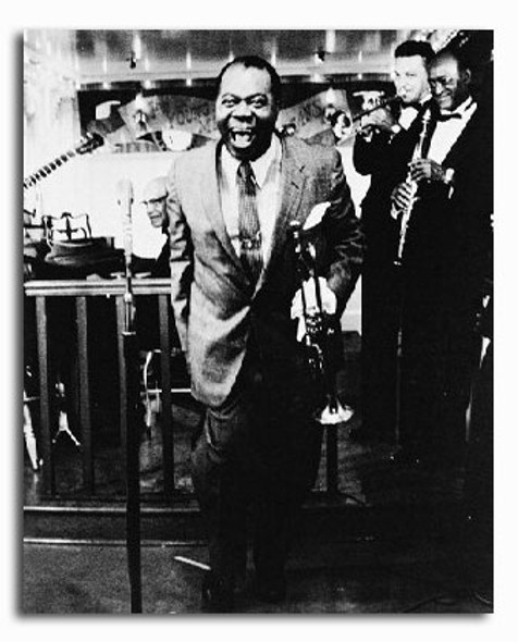 (SS2189122) Louis Armstrong Music Photo