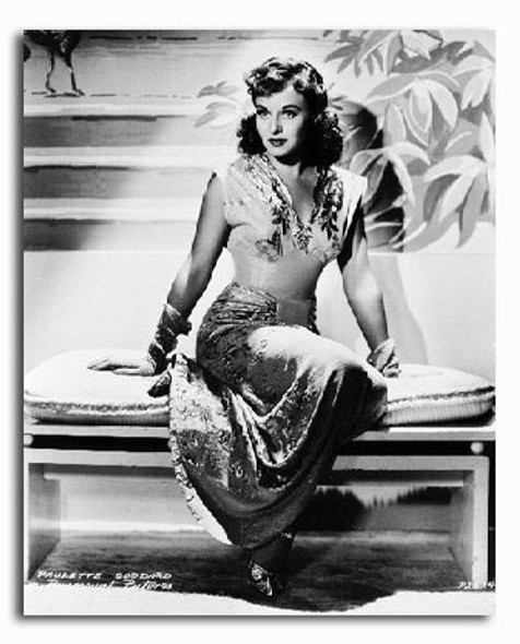 (SS2193152) Paulette Goddard Movie Photo