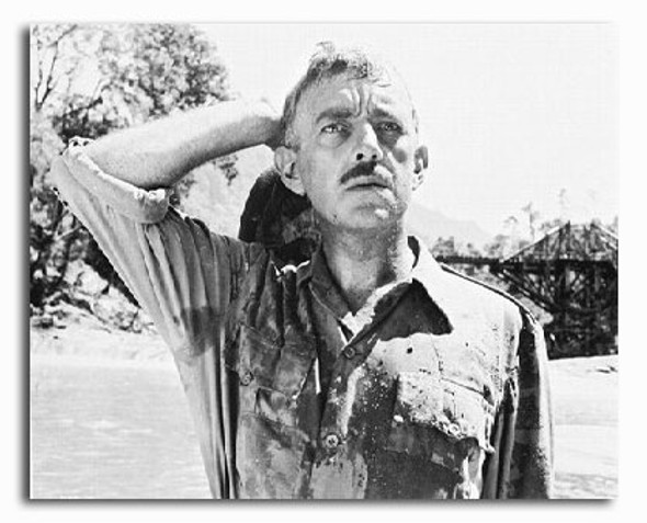 (SS2196506) Alec Guinness  The Bridge on the River Kwai Movie Photo