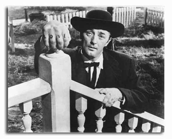 (SS2197286) Robert Mitchum  The Night of the Hunter Movie Photo