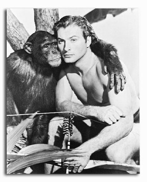 (SS2199119) Lex Barker Movie Photo