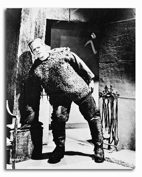 (SS2199912) Boris Karloff  Frankenstein Movie Photo