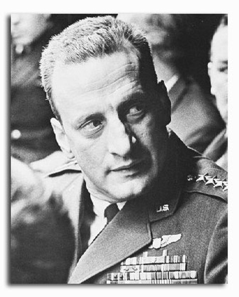 (SS2200328) George C. Scott  Dr. Strangelove or: How I Learned to Stop Worrying and Love the Bomb Movie Photo