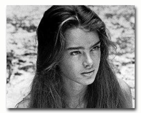 (SS2200354) Brooke Shields  The Blue Lagoon Movie Photo