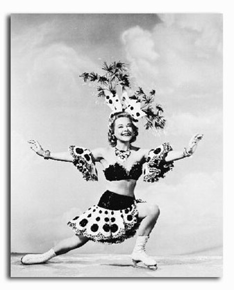 (SS2202980) Sonja Henie Movie Photo