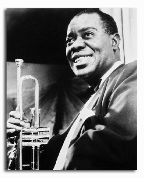 (SS2207361) Louis Armstrong Music Photo