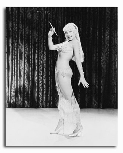 (SS2209311) Jayne Mansfield  The Girl Can't Help It Music Photo