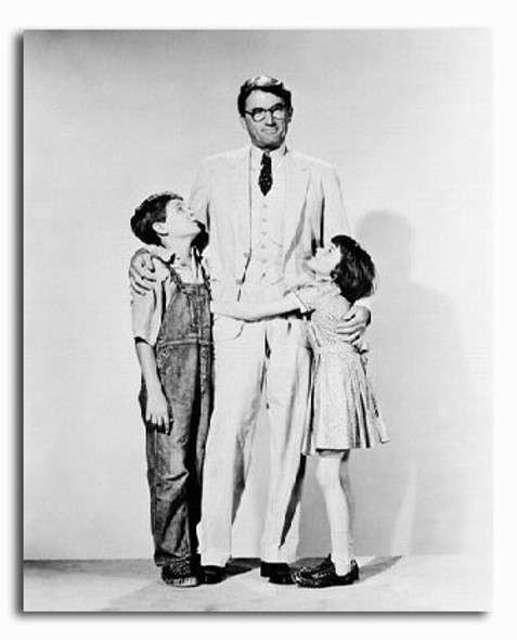 (SS2209454) Gregory Peck  To Kill a Mockingbird Movie Photo