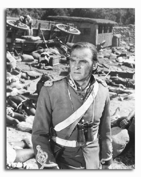 (SS2216045) Stanley Baker  Zulu Movie Photo