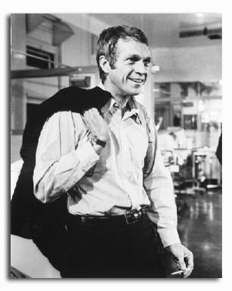 (SS2216552) Steve McQueen  Bullitt Movie Photo