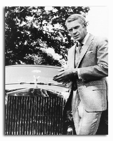 (SS2216565) Steve McQueen  The Thomas Crown Affair Movie Photo