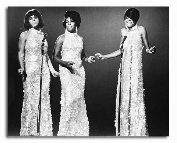 (SS2217488) The Supremes Music Photo