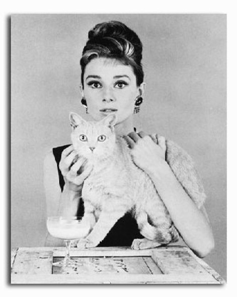 (SS2217878) Audrey Hepburn  Breakfast at Tiffany's Movie Photo