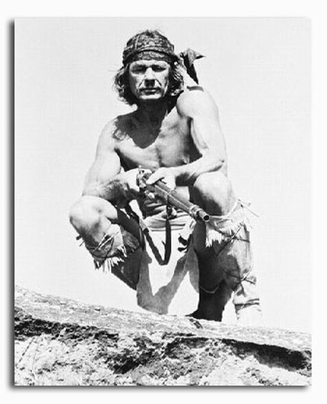 (SS2218944) Charles Bronson  Chato's Land Movie Photo