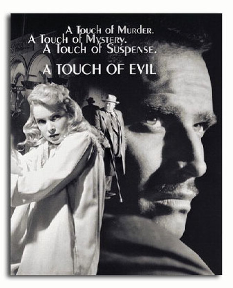 (SS2220075) Cast   Touch of Evil Movie Photo