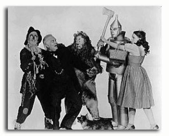 (SS2220998) Cast   The Wizard of Oz Movie Photo